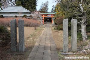 久伊豆神社(さいたま市岩槻区真福寺)4