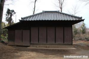 久伊豆神社(さいたま市岩槻区真福寺)18