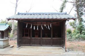 久伊豆神社(さいたま市岩槻区真福寺)12