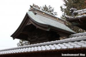 久伊豆神社(さいたま市岩槻区真福寺)11