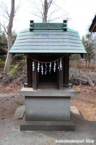 久伊豆神社(さいたま市岩槻区真福寺)17