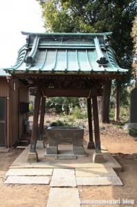 久伊豆神社(さいたま市岩槻区真福寺)8