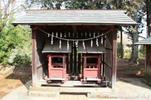 久伊豆神社(さいたま市岩槻区南下新井)8