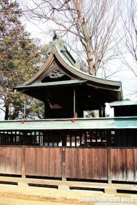 久伊豆神社(さいたま市岩槻区南下新井)17