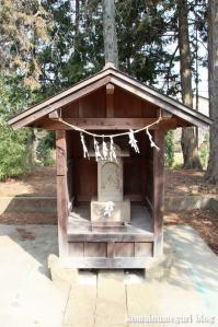 久伊豆神社(さいたま市岩槻区南下新井)6