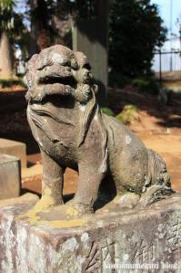 久伊豆神社(さいたま市岩槻区南下新井)19