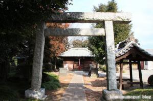 飯塚神社(さいたま市岩槻区飯塚)5