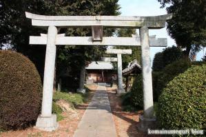 飯塚神社(さいたま市岩槻区飯塚)4