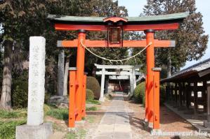 飯塚神社(さいたま市岩槻区飯塚)1