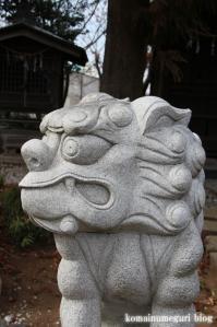 飯塚神社(さいたま市岩槻区飯塚)26