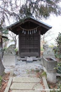 飯塚神社(さいたま市岩槻区飯塚)14