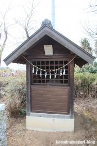 久伊豆神社(さいたま市岩槻区村国)11
