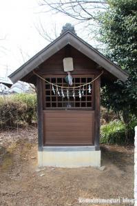 久伊豆神社(さいたま市岩槻区村国)9