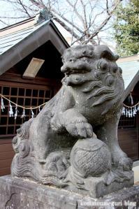 久伊豆神社(さいたま市岩槻区村国)18