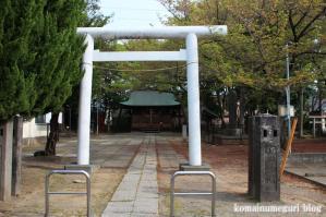 文蔵神明神社(さいたま市南区文蔵)1