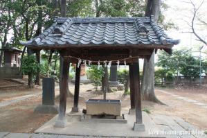 文蔵神明神社(さいたま市南区文蔵)2