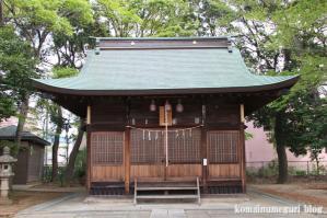 文蔵神明神社(さいたま市南区文蔵)3