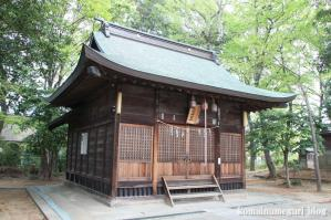 文蔵神明神社(さいたま市南区文蔵)4