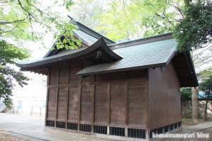 文蔵神明神社(さいたま市南区文蔵)6