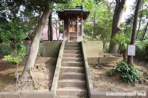 文蔵神明神社(さいたま市南区文蔵)9