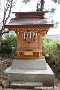 文蔵神明神社(さいたま市南区文蔵)8