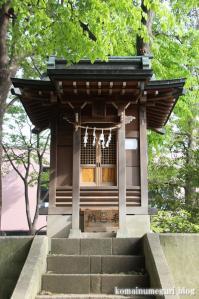 文蔵神明神社(さいたま市南区文蔵)10