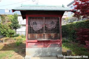 杉ノ木稲荷神社(さいたま市緑区太田窪)2