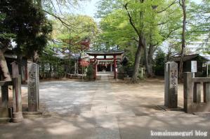 本太氷川神社(さいたま市浦和区本太)5