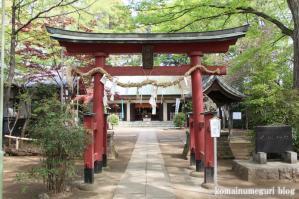 本太氷川神社(さいたま市浦和区本太)7