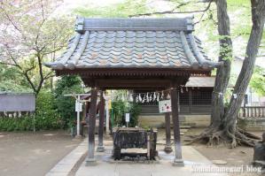 本太氷川神社(さいたま市浦和区本太)10