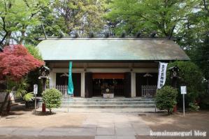 本太氷川神社(さいたま市浦和区本太)12