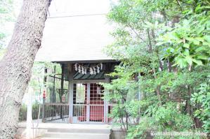本太氷川神社(さいたま市浦和区本太)17
