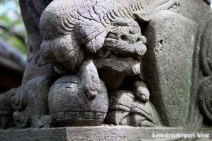 本太氷川神社(さいたま市浦和区本太)34