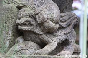 本太氷川神社(さいたま市浦和区本太)36