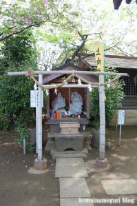 本太氷川神社(さいたま市浦和区本太)19