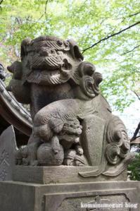 本太氷川神社(さいたま市浦和区本太)26