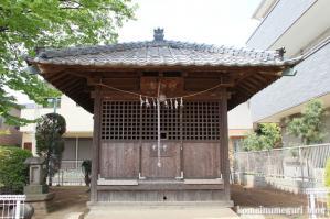 神明神社(さいたま市浦和区大東)3
