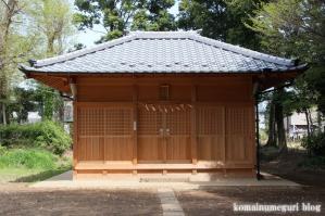 御室神社(さいたま市浦和区木崎)5
