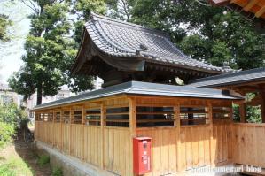 御室神社(さいたま市浦和区木崎)10