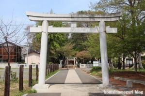 足立神社(さいたま市浦和区上木崎)5