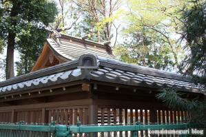 足立神社(さいたま市浦和区上木崎)14