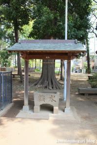 足立神社(さいたま市浦和区上木崎)11