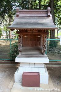 足立神社(さいたま市浦和区上木崎)19