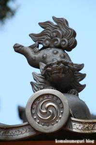 足立神社(さいたま市浦和区上木崎)26