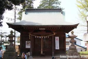 下落合氷川神社(さいたま市中央区下落合)15