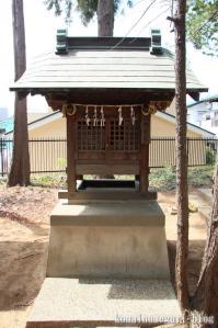 下落合氷川神社(さいたま市中央区下落合)18