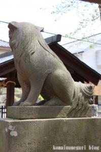 下落合氷川神社(さいたま市中央区下落合)11