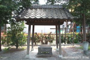 中里稲荷神社(さいたま市中央区新中里)3