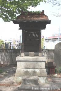 中里稲荷神社(さいたま市中央区新中里)9