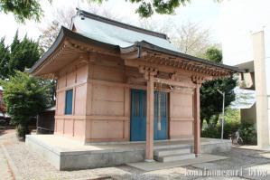 大戸氷川神社(さいたま市中央区大戸)6